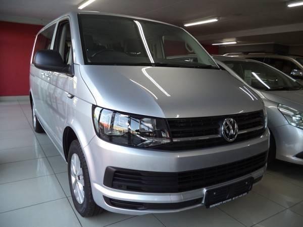 2016 Volkswagen Kombi T6 KOMBI 2.0 TDi Trendline Free State Bloemfontein_0