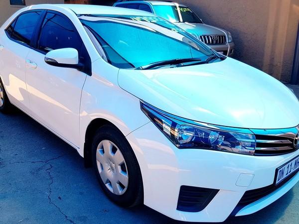 2016 Toyota Corolla 1.4D Esteem Gauteng Johannesburg_0