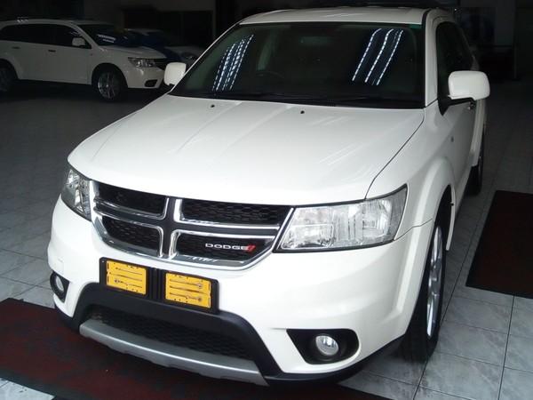 2015 Dodge Journey 3.6 V6 Rt At - FIAT 500L 1.4 for FREE Mpumalanga Middelburg_0
