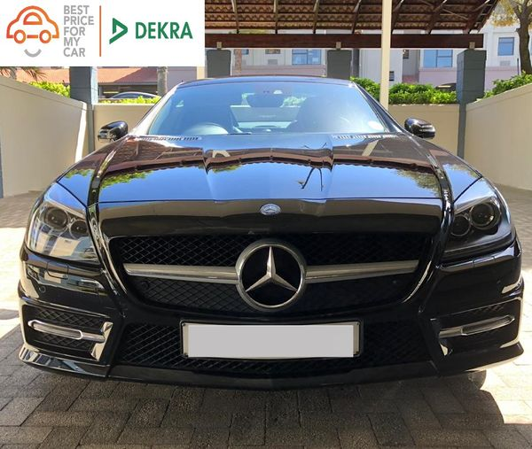 2014 Mercedes-Benz SLK-Class 250 Auto Western Cape Goodwood_0