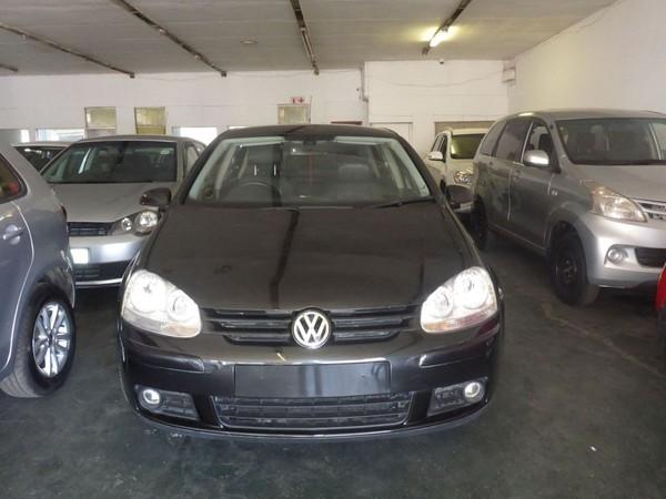 2007 Volkswagen Golf 2.0 Fsi Sportline  Gauteng Johannesburg_0