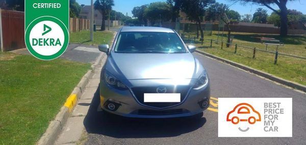 2016 Mazda 3 1.6 Dynamic 5-Door Western Cape Goodwood_0