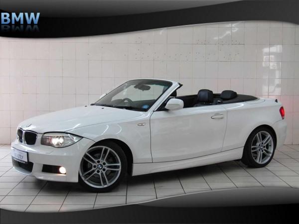 2014 BMW 1 Series 125i Convertible At  Gauteng Pretoria_0