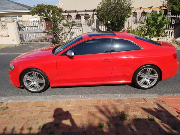 2010 Audi RS5 Coupe Quattro Stronic  Western Cape Paarl_0