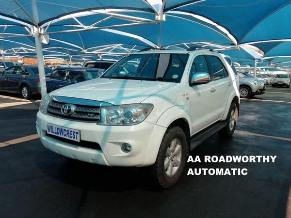 2011 Toyota Fortuner 4.0 V6 At  Gauteng Randburg_0