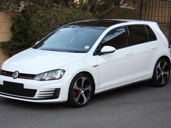 2013 Volkswagen Golf Vi Gti 2.0 Tsi Dsg  Western Cape Paarl_0