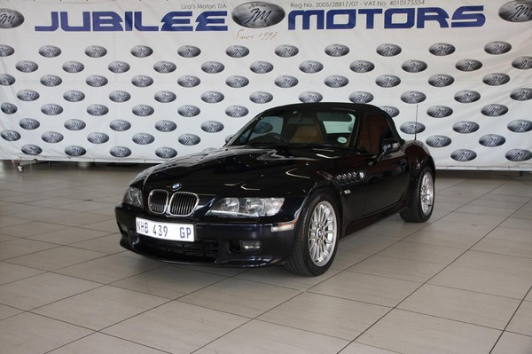 2002 BMW Z3 Roadster 3.0  Gauteng Springs_0