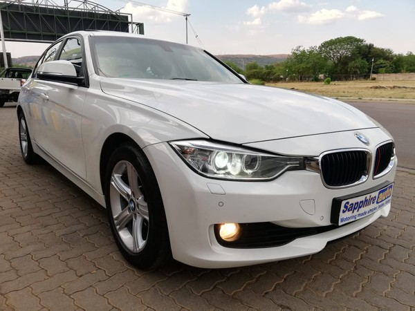 2015 BMW 3 Series 320i  At f30  Gauteng Pretoria_0