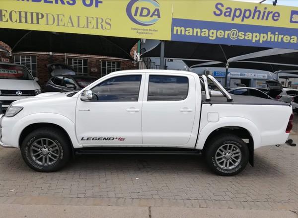 2015 Toyota Hilux 3.0 D-4D LEGEND 45 4X4 Auto Double Cab Bakkie Gauteng Pretoria_0