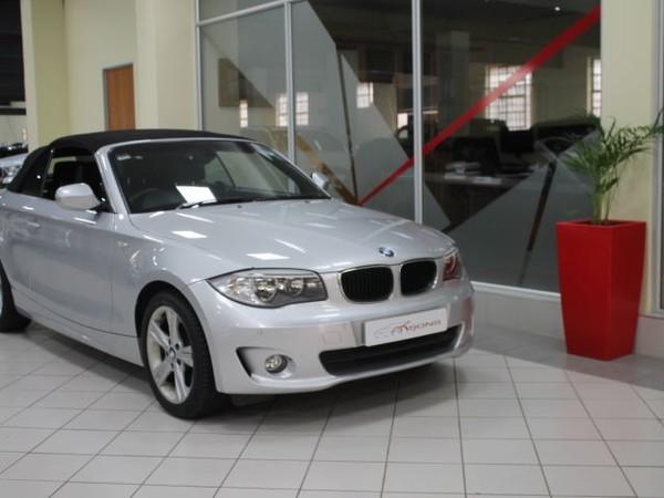 2013 BMW 1 Series 125i Convertible At  Kwazulu Natal Durban_0