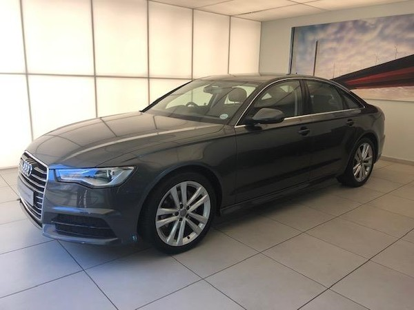2018 Audi A6 1.8t FSI Stronic Western Cape Somerset West_0