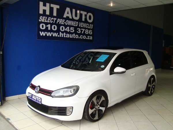 2012 Volkswagen Golf Vi Gti 2.0 Tsi Dsg  Gauteng Boksburg_0