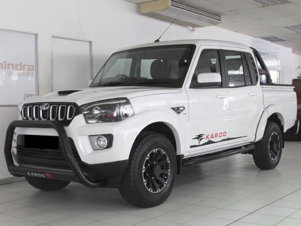 2021 Mahindra PIK UP S10 Refresh Karoo Double Cab 4x4 Kwazulu Natal Umhlanga Rocks_0