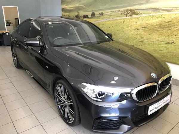 2017 BMW 5 Series G30 520d Msport  Western Cape Claremont_0