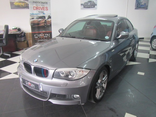 2012 BMW 1 Series 125i Coupe At  Kwazulu Natal Durban North_0