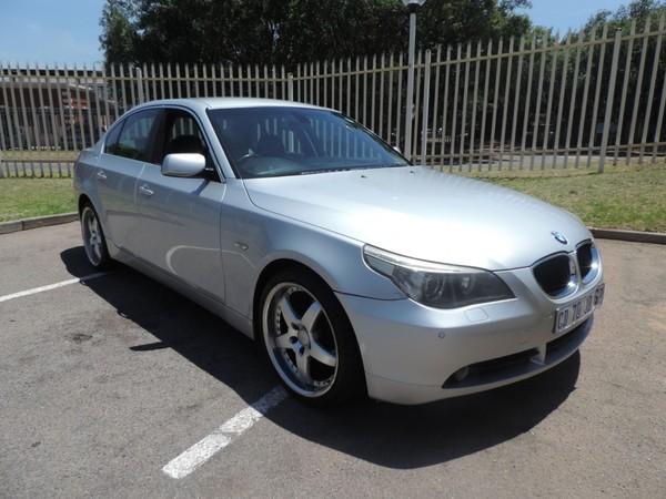 2004 BMW 5 Series 525i At e60  Gauteng Benoni_0