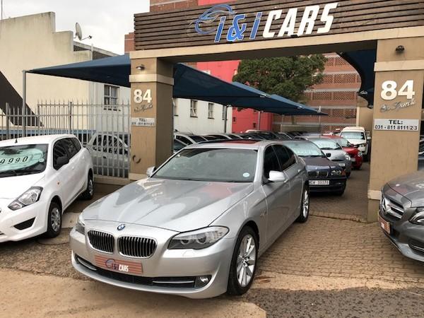 2011 BMW 5 Series 523i At f10  Kwazulu Natal Durban_0