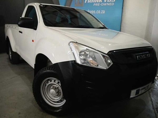 2020 Isuzu D-MAX 250 HO Fleetside Single Cab Bakkie Western Cape Worcester_0
