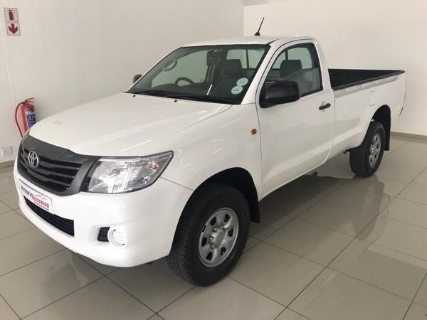2012 Toyota Hilux 2.5 D-4d Srx 4x4 Pu Sc  Limpopo Polokwane_0
