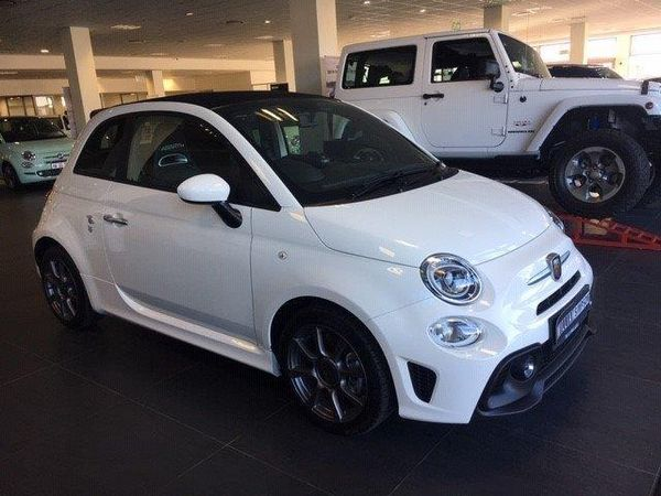 2019 Abarth 500 595 1.4T Cabriolet Western Cape Cape Town_0