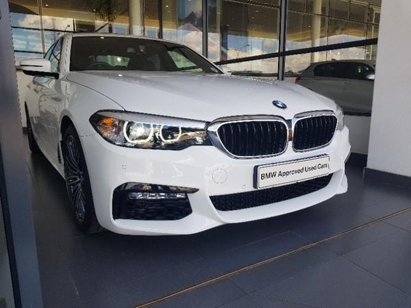 2017 BMW 5 Series 540i Auto Gauteng Kempton Park_0