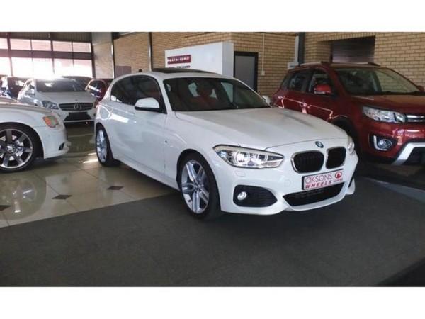 2016 BMW 1 Series 120d M Sport 5-Door Auto Kwazulu Natal Pietermaritzburg_0