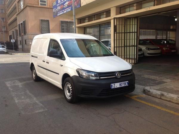 2015 Volkswagen Caddy 2.0TDi Trendline Gauteng Johannesburg_0