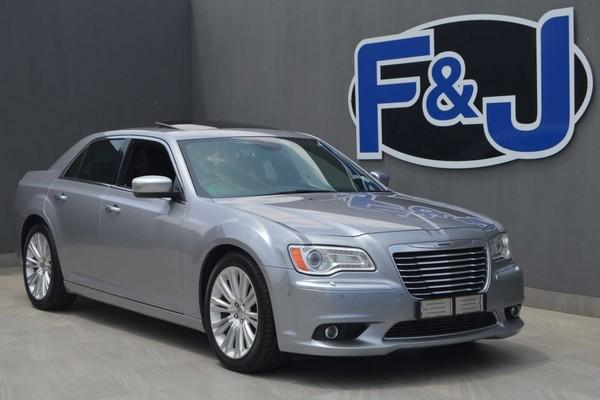 2013 Chrysler 300C 3.0 Crd Lux At  Gauteng Vereeniging_0