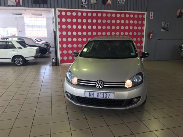2010 Volkswagen Golf Vi 1.4 Tsi Trendline  Kwazulu Natal Newcastle_0