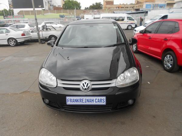 2007 Volkswagen Golf 2.0 Tdi Sportline  Gauteng Johannesburg_0