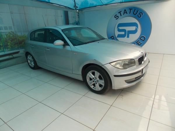 2007 BMW 1 Series 116i Exclusive e87  Gauteng Randburg_0