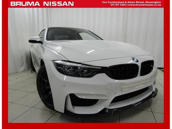 2018 BMW M4 CS Coupe M-DCT Gauteng Johannesburg_0