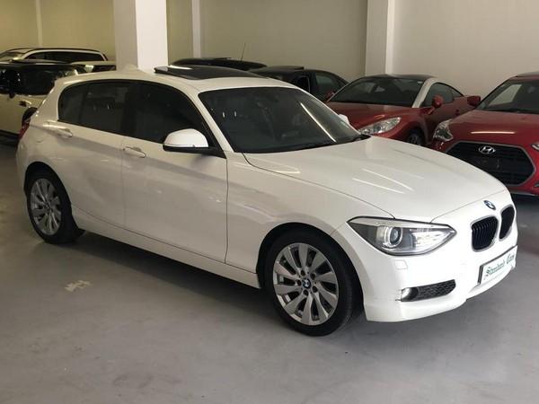 2014 BMW 1 Series 118i 5DR Auto f20 Kwazulu Natal Durban_0