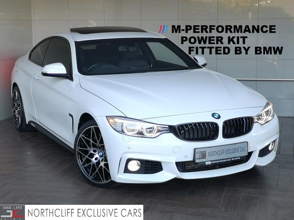 2014 BMW 4 Series 435i COUPE M-SPORT AUTO Gauteng Roodepoort_0