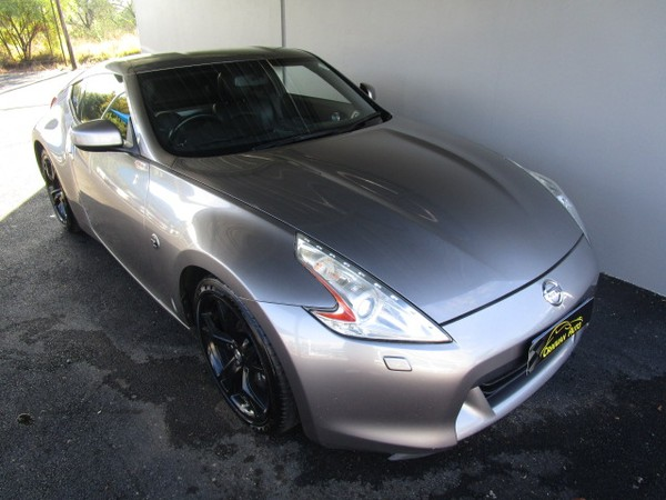 2009 Nissan 370z Coupe  Gauteng North Riding_0