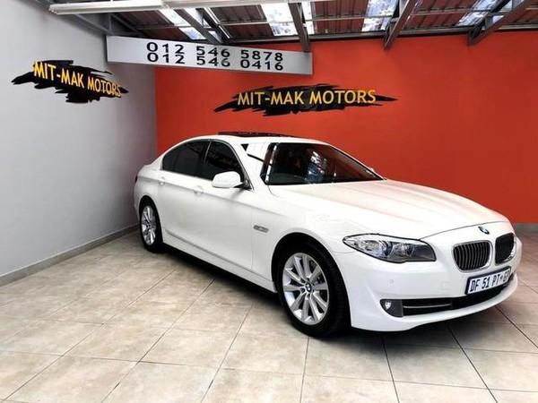 2012 BMW 5 Series 520d At f10  Gauteng Pretoria_0