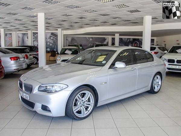 2013 BMW 5 Series 530d M Sport At f10  Eastern Cape Port Elizabeth_0