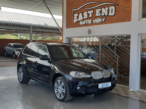 2011 BMW X5 Xdrive40d M-sport At  North West Province Rustenburg_0