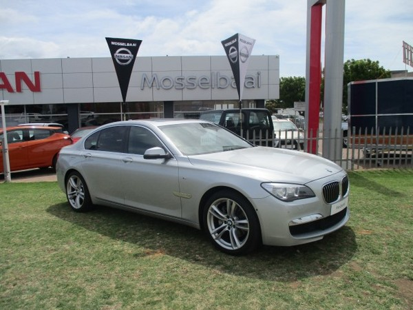 2014 BMW 7 Series 740i f01  Western Cape Mossel Bay_0