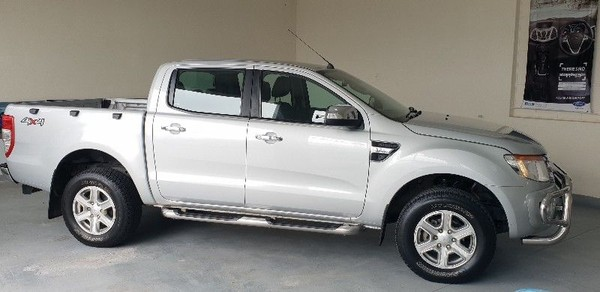 2016 Ford Ranger 3.2tdci Xlt 4x4 At Pu Dc  Western Cape Riversdale_0