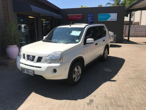 2008 Nissan X-Trail 2.0 Xe 4x2 r61  Limpopo Polokwane_0