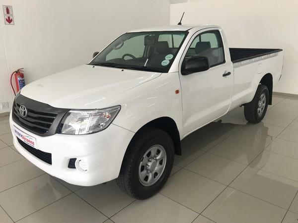 2013 Toyota Hilux 2.5 D-4d Srx 4x4 Pu Sc  Limpopo Polokwane_0