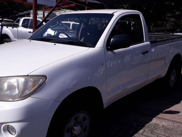 2009 Toyota Hilux 2.5d-4d Srx Rb Pu Sc  Mpumalanga Nelspruit_0
