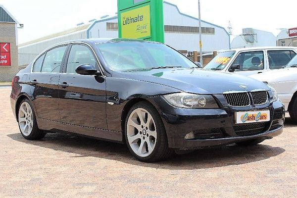 2006 BMW 3 Series 323i e90  Western Cape Bellville_0