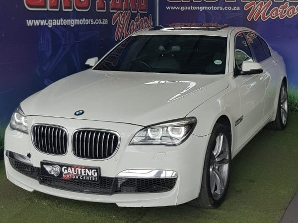 2013 BMW 7 Series 740i M Sport f01  Gauteng Pretoria_0