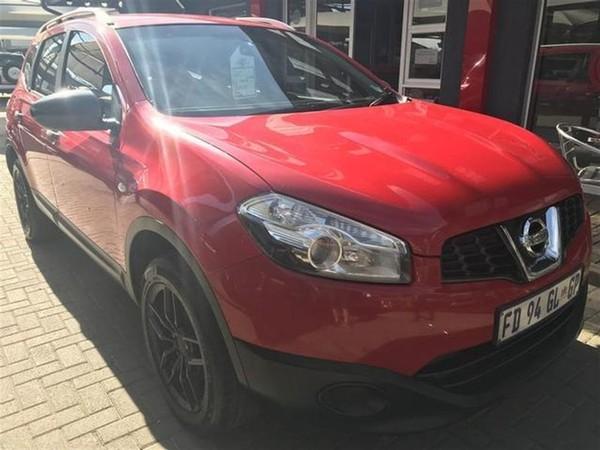2011 Nissan Qashqai 2 1.6 Visia Gauteng Vanderbijlpark_0