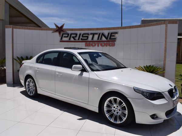 2006 BMW 5 Series 525i At e60  Gauteng De Deur_0