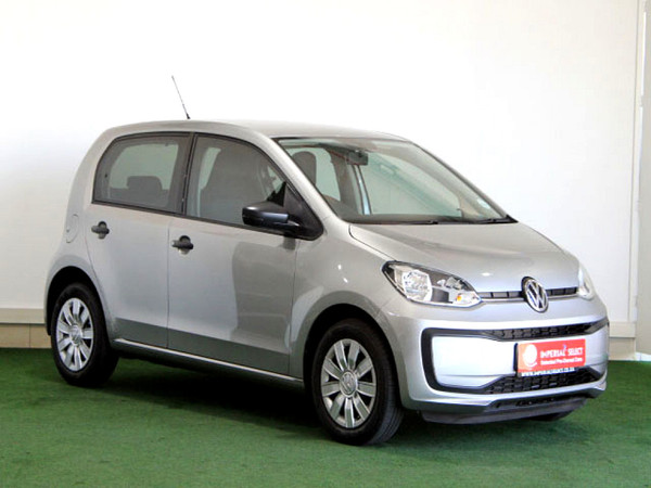2018 Volkswagen Up Take UP 1.0 5-Door Western Cape Tygervalley_0
