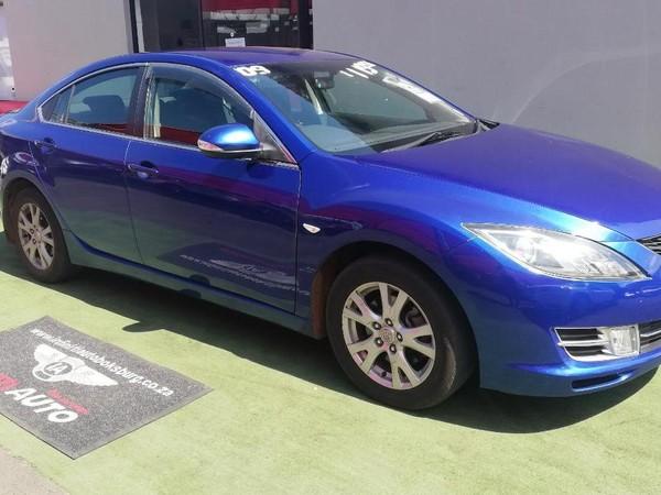 2009 Mazda 6 2.0 Original  Gauteng Boksburg_0