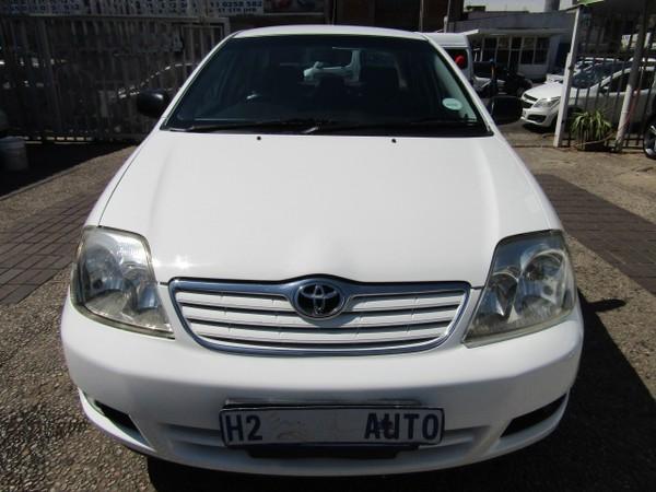 2006 Toyota Corolla 1.6 Advanced  Gauteng Johannesburg_0